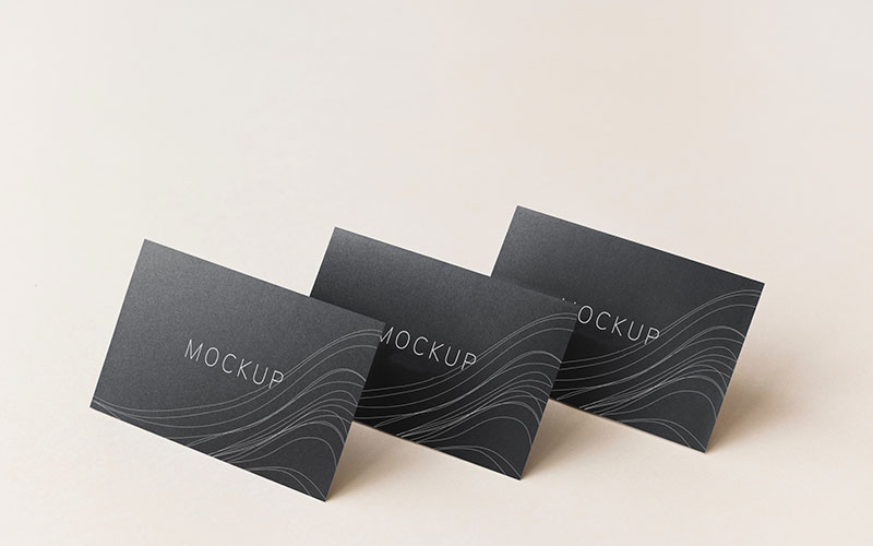 Branding cards design in 2019