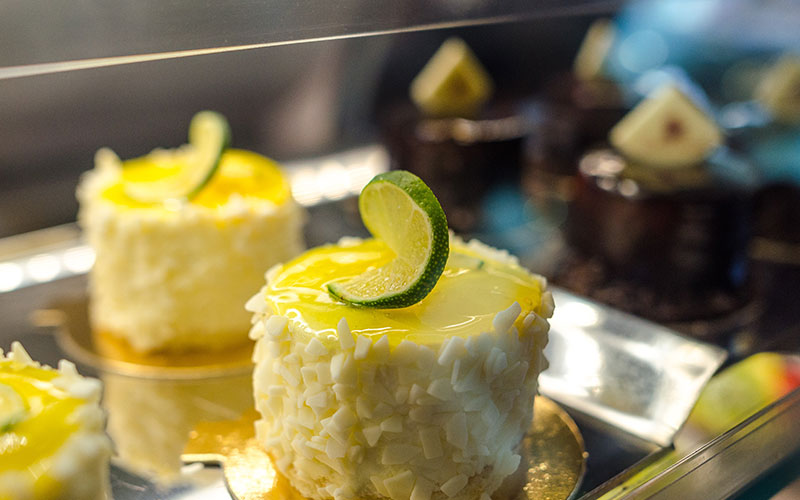 10 best places to try for heavenly lemon cheesecake